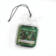 Ароматизатор подвеска Balsam & Cedar (Бальзам и Кедр)