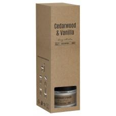 Аромадиффузор Кедр і Ваніль (CedarWood and Vanilla)