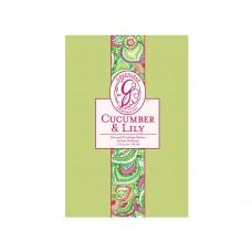 Саше Огурец и Лилия (Cucumber Lily)