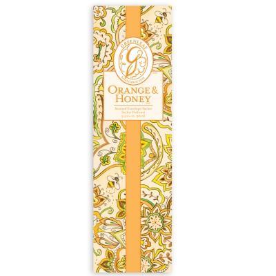 Саше Апельсин и Мед (Orange & Honey) Greenleaf