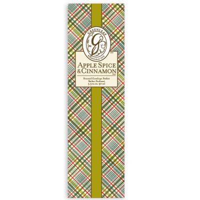 Саше Яблоко и Корица (Apple Spice & Cinnamon) Greenleaf