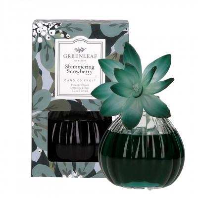 Мерцающий Снежник (Shimmering Showberry) Набор Цветок Greenleaf