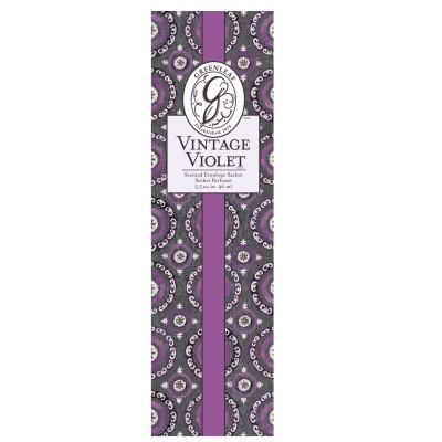 Саше Винтажная Фиалка (Vintage Violet) Greenleaf
