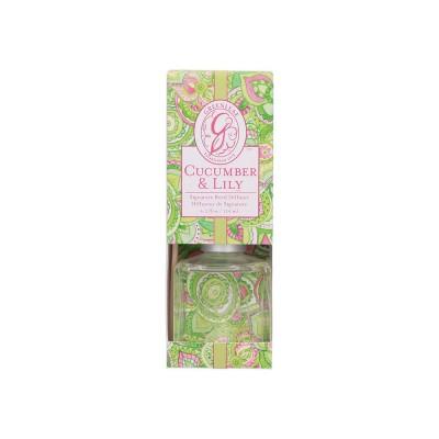Аромадиффузор Огурец и Лилия (Cucumber Lily) Greenleaf