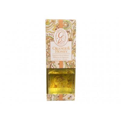 Аромадиффузор Апельсин и Мед (Orange and Honey) Greenleaf