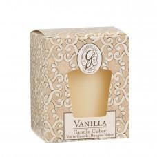 Свеча-Кубик Ваниль (Vanilla)