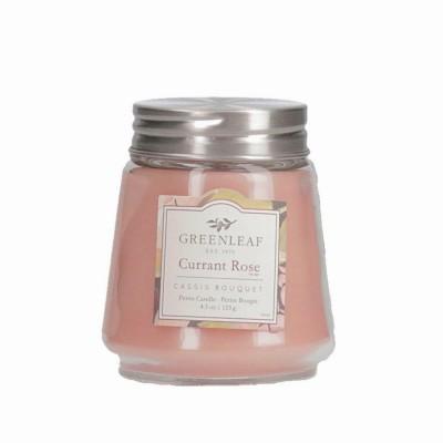 Свеча миниатюрная Смородиновая Роза (Currant Rose) Greenleaf