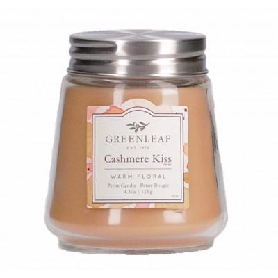 Свеча миниатюрная Поцелуй Кашемира (Cashmere Kiss) Greenleaf