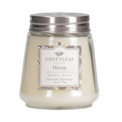 Свеча миниатюрная Морская Гавань (Haven) Greenleaf