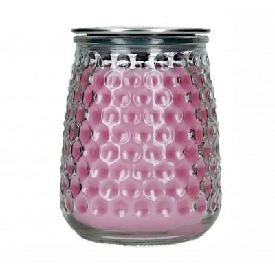Свеча в стекле Сливовое Просекко (Prosecco Plum) Greenleaf