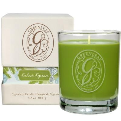 Свеча в стекле Канадская Ель (Silver Spruce) Greenleaf