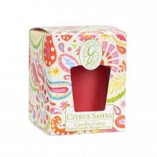 Свеча-Кубик Цитрусовая Самба (Citrus Samba)