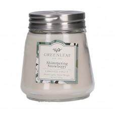 Свеча миниатюрная Мерцающий Снежник (Shimmering Showberry)