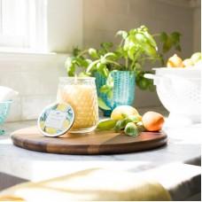 Свеча в стекле Цитрусовое Солнышко (Citron Sol)
