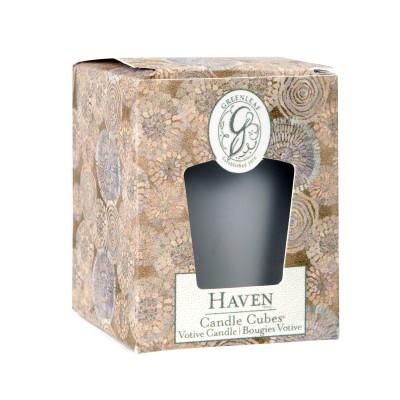 Свеча-Кубик Морская Гавань (Haven) Greenleaf