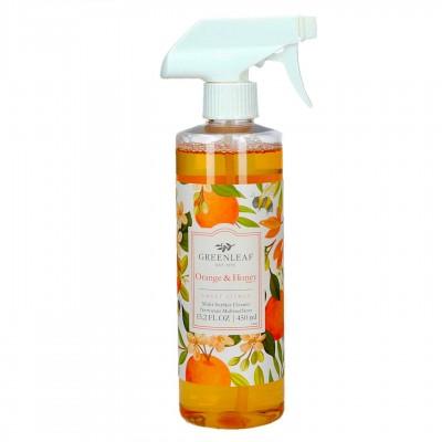Cпрей для уборки Апельсин и Мед (Orange and Honey) Greenleaf