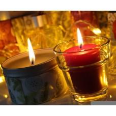 Свеча в табакерке Канадская Ель (Silver Spruce)