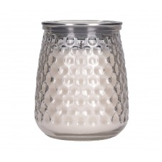 Свеча в стекле Мерцающий Снежник (Shimmering Showberry)