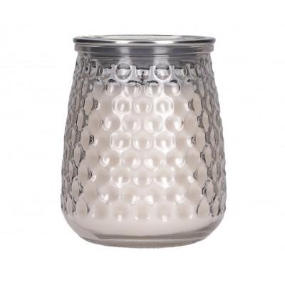 Свеча в стекле Мерцающий Снежник (Shimmering Showberry) Greenleaf