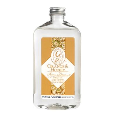 Для арома-декор коптилок Апельсин и Мед (Orange and Honey) Greenleaf