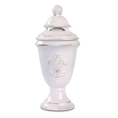 Арома-декор коптилка Fleur de lys