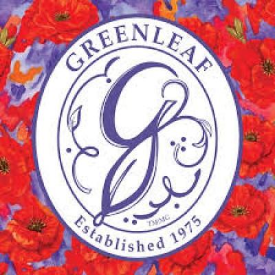 Цветной Мак (Painted Poppy) Greenleaf