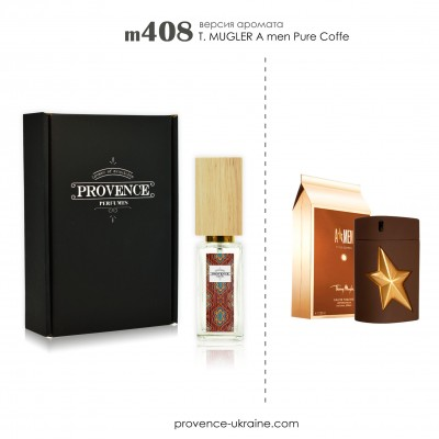 Масляные духи T. MUGLER A men Pure Coffee (m408)