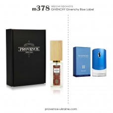 GIVENCHY Givenchy Blue Label (m378)