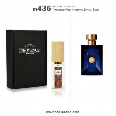 Масляные духи Versace Pour Homme Dylan Blue (m436)