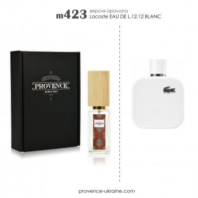 Масляные духи Lacoste EAU DE L.12.12 BLANC (m423)
