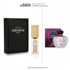 CHRISTIAN DIOR Pure poison (w668)