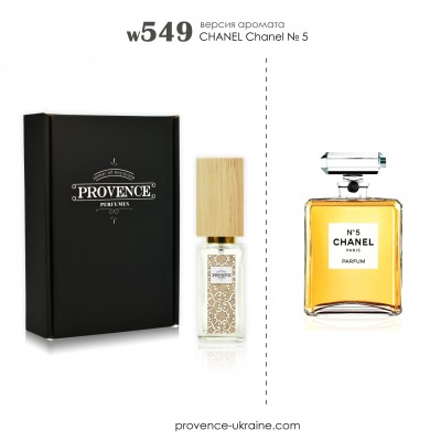 Масляные духи CHANEL № 5 (w549)
