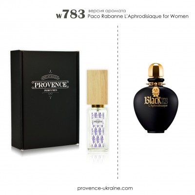 Масляные духи Paco Rabanne L'Aphrodisiaque for Women (w783)