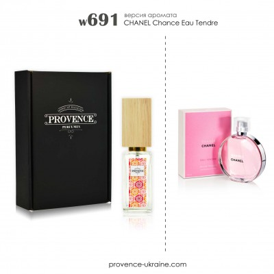 Масляные духи CHANEL Chance Eau Tendre (w691)