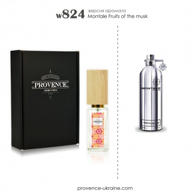 Масляные духи Montale Fruits of the musk (w824)