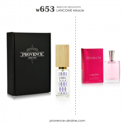 Масляные духи LANCOME Miracle (w653)