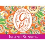 Тропический Закат (Island Sunset)