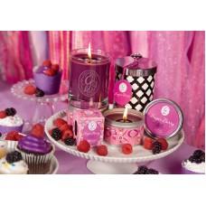 Свеча в табакерке Сахарная Ягода (Sugar Berry)