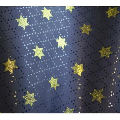 Бумага упаковочная Звездное сияние БЕСПЛАТНО