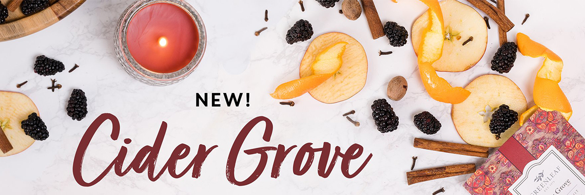 NEW Cider Grove
