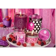 Свеча в стекле Сахарная Ягода (Sugar Berry)