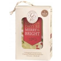 Воспоминания Рождества (Merry Memories) Greenleaf