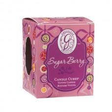 Свеча-Кубик Сахарная Ягода (Sugar Berry)