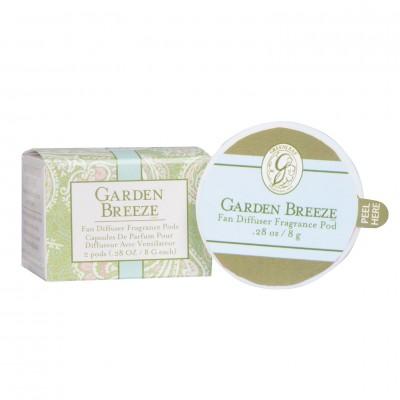 Капсула для вентилятора Запах Сада (Garden Breeze) Greenleaf