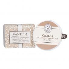 2шт.  Капсулы для вентилятора Ваниль (Vanilla)