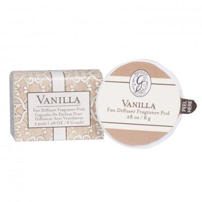 Капсула для вентилятора Ваниль (Vanilla) Greenleaf