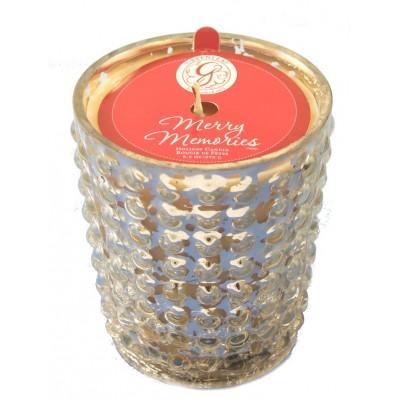 Праздничная свеча Воспоминания Рождества (Merry Memories) Greenleaf