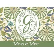Ароматы Greenleaf: коллекция Дымок Мха (Moss & Mist) Greenleaf| provence-ukraine.com