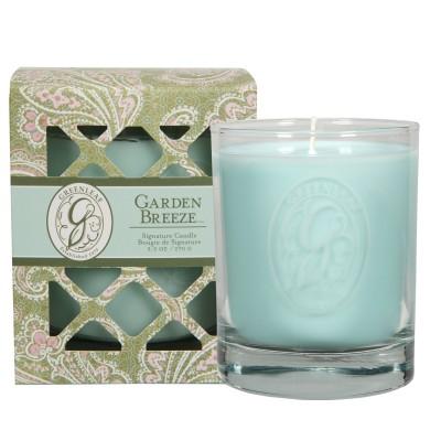 Свеча в стекле Запах Сада (Garden Breeze) Greenleaf