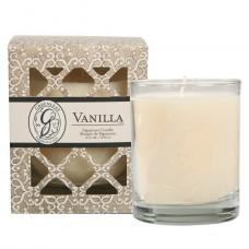 Свеча в стекле Ваниль (Vanilla)